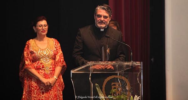 Adriano Borges, Cónego e reitor do Santuário do Senhor Santo Cristo dos Milagres, Troféu Personalidade 2018