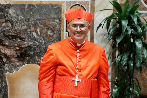 Cardeal Tolentino Mendonça preside às Festas do Senhor Santo Cristo dos Milagres