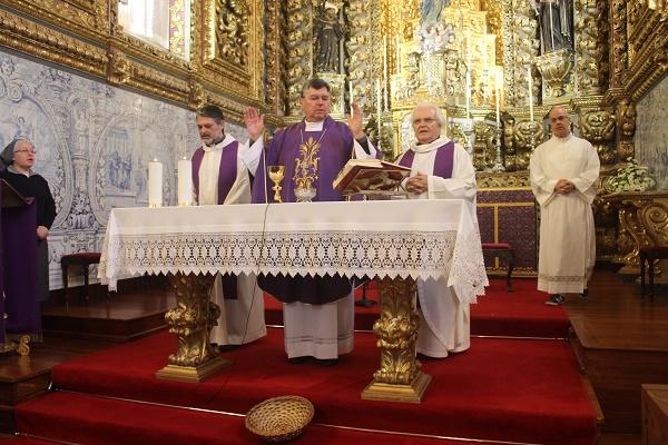 Visita pastoral de D. João Lavrador ao Santuário do Senhor Santo Cristo